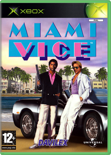 [Original Xbox] MIAMI VICE [PAL / ENG+RUS]