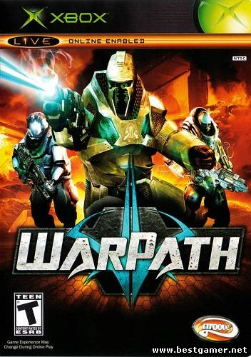 [Original Xbox] Warpath [MIX / RUS]