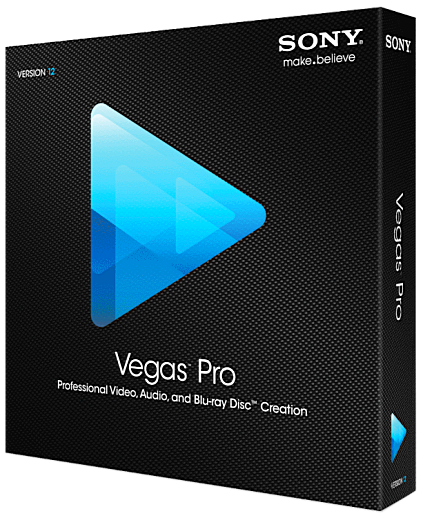 SONY Vegas Pro 12.0 Build 486 (x64) RePack by KpoJIuK[2013, RU, EN]