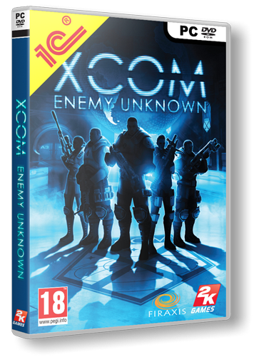 [UPDATE] XCOM: Enemy Unknown Patch 3 Incl. Slingshot Pack DLC (RUS|ENG|MULTI9) - FAIRLIGHT