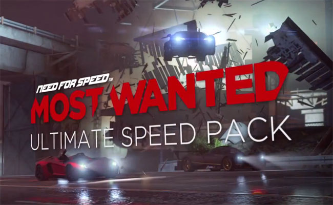 Need for Speed: Most Wanted - Ultimate Speed (DLC Unlocker/1.3.2.1) 2013
