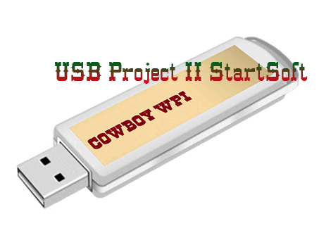 Сборник программ - CowBoy WPI USB Project II StartSoft 16 (2013) PC