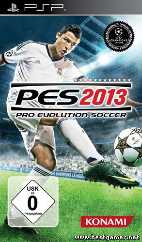 Pro Evolution Soccer 2013 [FULL][ISO][][RUS][L] [MP]
