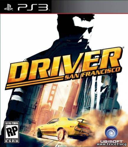 [PS3] Driver: San Francisco [USA][ENG]
