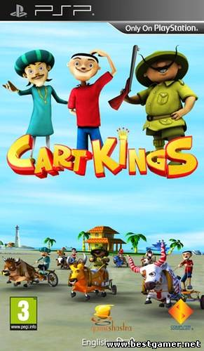 Cart Kings (Patched)[FULLRip][CSO][Multi2][EU]