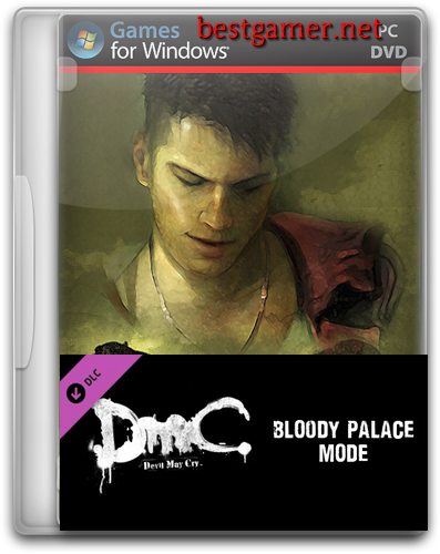 DmC Devil May Cry Bloody Palace DLC-CRACKED+Mode & Weapon Bundle-P2P