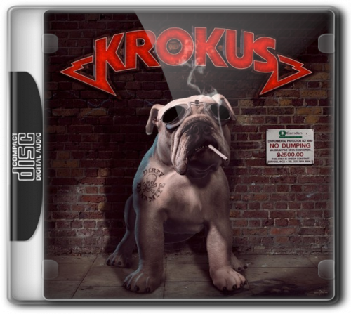 (Hard Rock) Krokus - Dirty Dynamite (2013), mp3, CBR 320 kbps