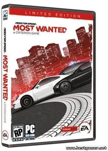 Need for Speed Most Wanted -(RUS/ENG)+ DLC-RELOADED
