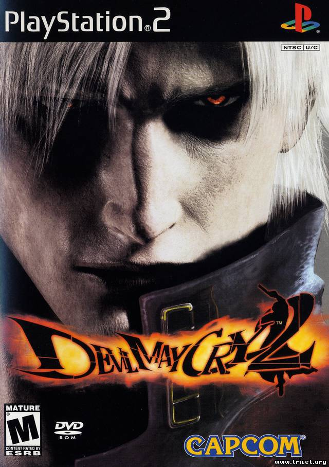 [PS2] Devil May Cry 2 [NTSC] (2003/RUS)