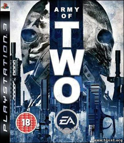 Army of Two [EUR][ENG] (PS3)