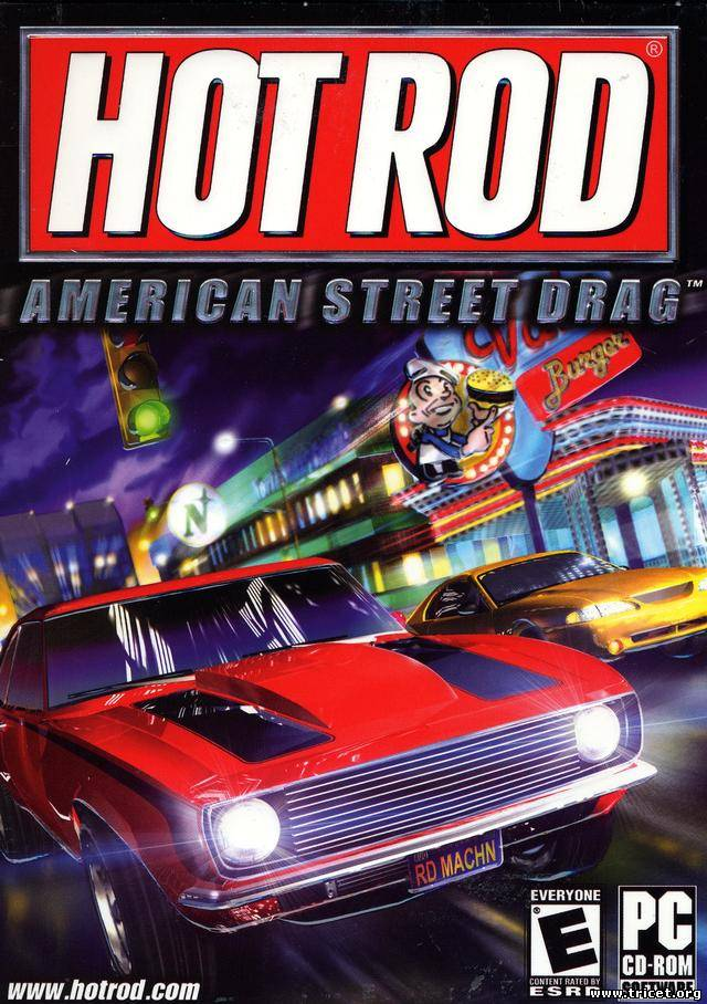 Hot Rod: American Street Drag  / Simulator / 3D]