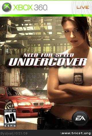 Need for Speed: Undercover [PAL RUS][L]