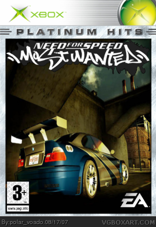 Need for Speed: Most Wanted [PAL/Russound]