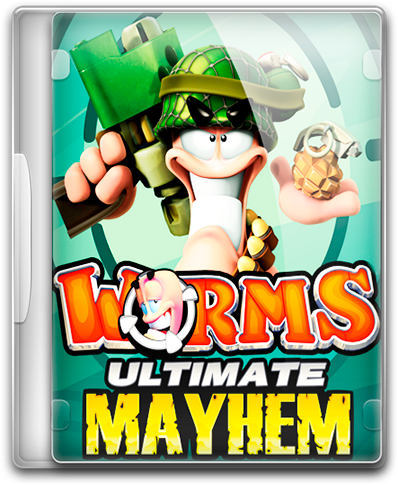 Worms Ultimate Mayhem [Ru/En/Multi] (RePack/v.1.0.68 + 3 DLC) от R.G.BestGamer.net
