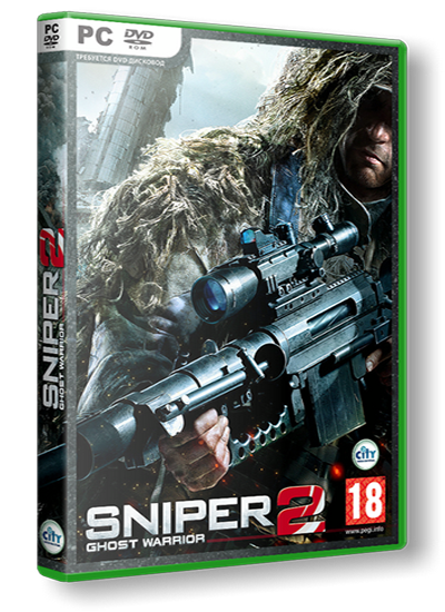 Sniper Ghost Warrior 2 - AGB Golden Team