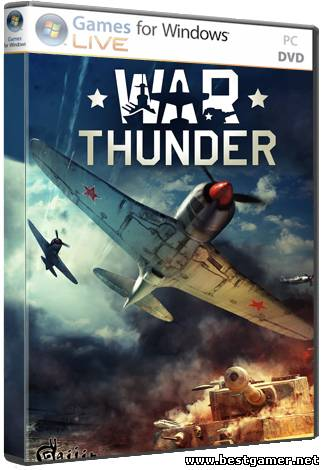 War Тhunder: Wоrld of Plаnеs [v. 1.27.30.3] (2012) PC