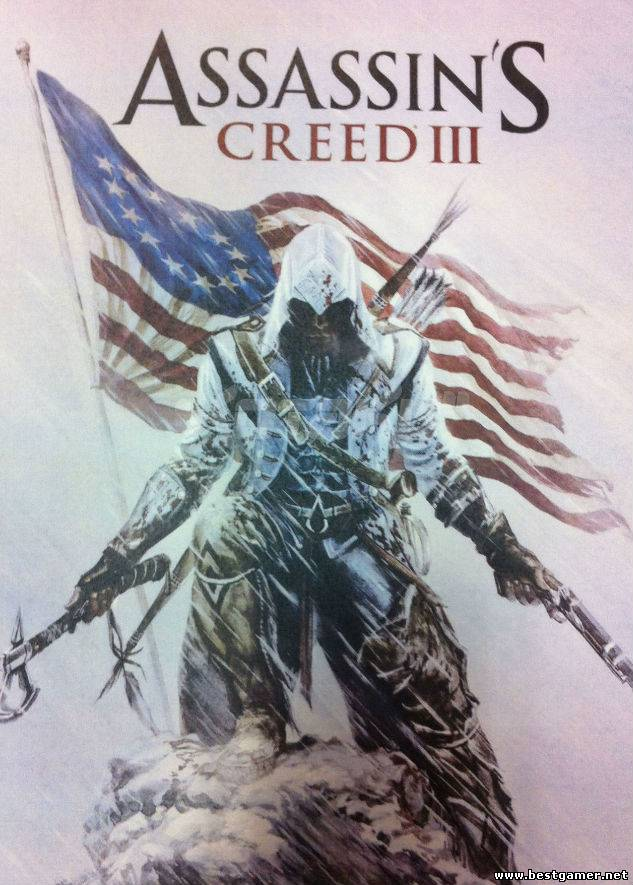 Assassin's Creed III - v1.04 Update [SKiDROW]