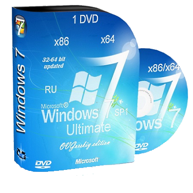 Windows 7 Ultimate nBook IE10 by OVGorskiy® 03.2013 1 DVD (x86+x64) [2013, RUS]