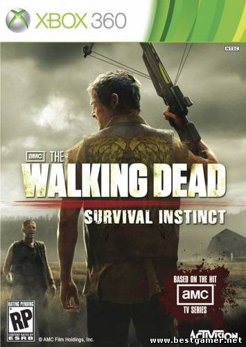 [XBOX360] The Walking Dead Survival Instinct [Region Free/ENG] LT 1,9 и выше (XGD2 / 15574)