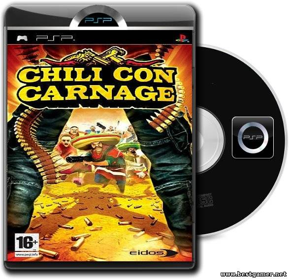 Chili Con Carnage (2007) PSP