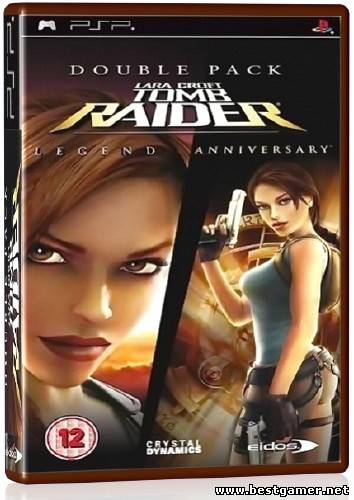 Tomb Raider: Double Pack (2006/2007) PSP