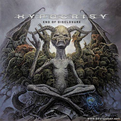 Hypocrisy - End of Disclosure [2013, MP3, 320 kbps]