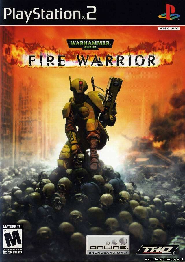 [PS2] Warhammer 40000: Fire Warriwarrior-rus