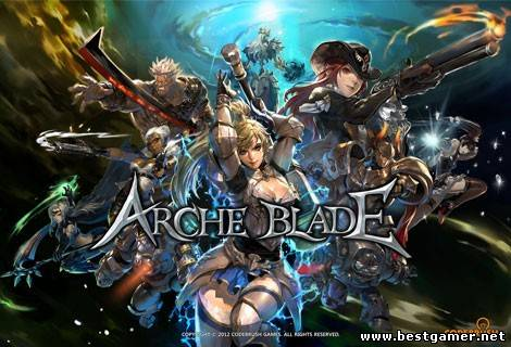 ArcheBlade (Codebrush Games) (ENG) [BETA/Steam-Rip]