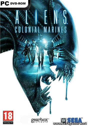 Aliens: Colonial Marines - Collector's Edition (SEGA / 1С-СофтКлаб) (RUS/ENG) [RePack]by R.G. Revenants