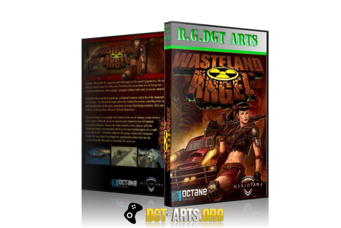 Wasteland Angel (2011) PC || R.G.DGT Arts