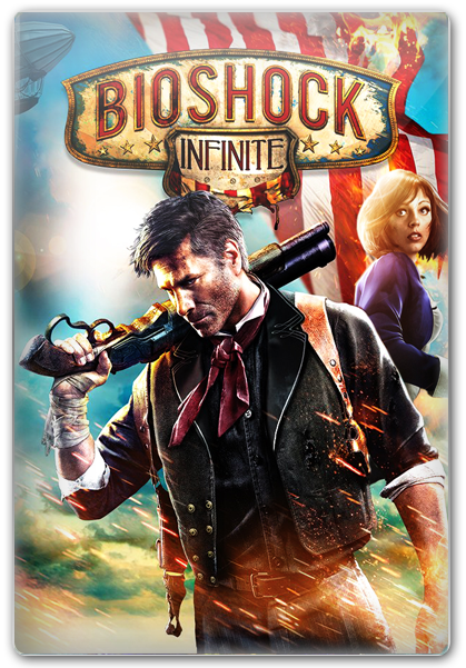 BioShock Infinite + 5DLC (2013) [RePack, RU \ ENG, Action, Shooter] (от ShTeCvV)