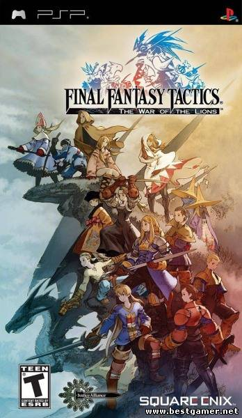 Final Fantasy Tactics: The War of The Lions [FULL][ISO][US] + Patched [Insane Difficulty 1.3.1.3]
