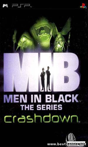 Men in black: Crashdown [RUS]