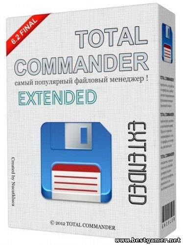 Total Commander 8.01 Extended 6.5 Full/Lite + Portable RePack
