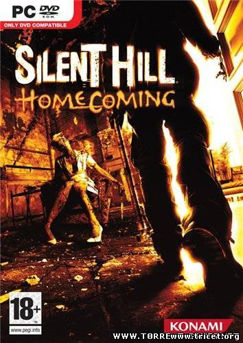 Silent Hill Homecoming (2008) РС | RePack