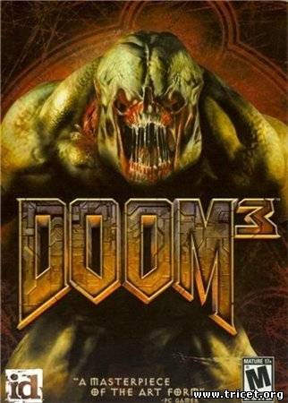Doom 3 [1.3.1] [Sikkmod 1.1 , HiGH Textures Wulfen , HR Textures] (2011) [RUS] [Repack]