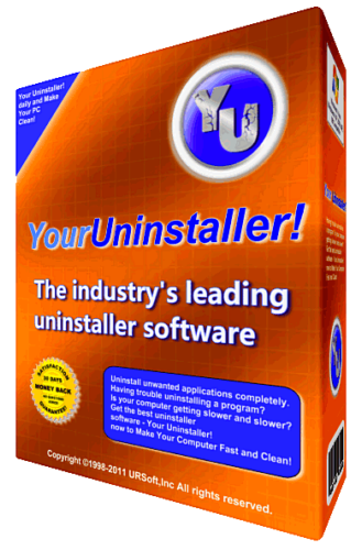 Your Uninstaller! PRO v7.5.2013.02 Final + RePack by KpoJIuK [2013, Multi \ RUS] (Полный русификатор by Klevest)