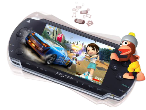 "Эмулятор Sony PlayStation Portable ""Jpcsp"" на PC"