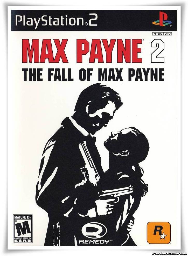 [PS2] Max Payne 2: The Fall of Max Payne [Full RUS|NTSC]