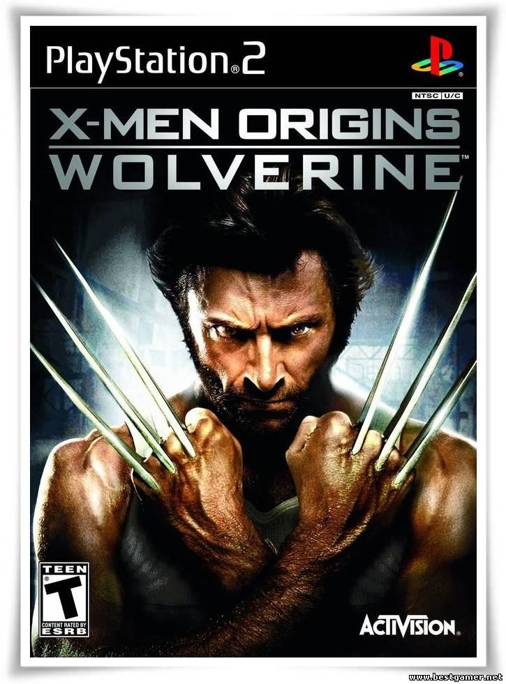 [PS2] X-Men Origins: Wolverine [ENG|NTSC]