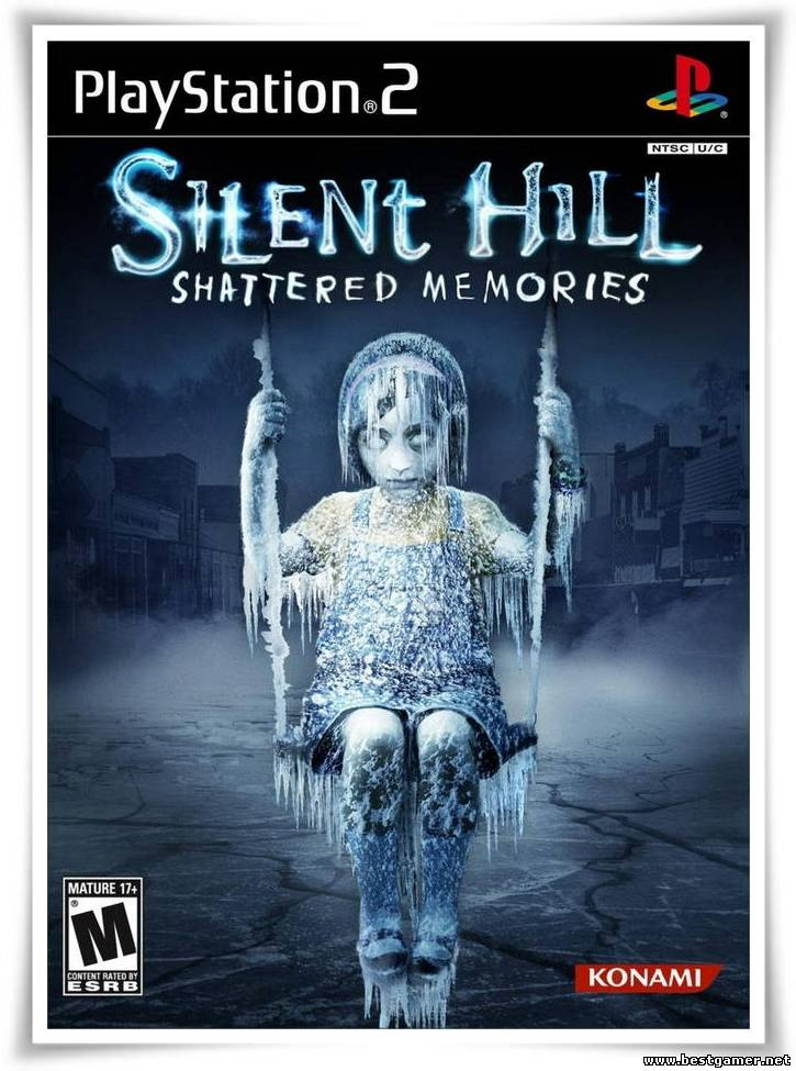 [PS2] Silent Hill: Shattered Memories [RUS/ENG|NTSC]