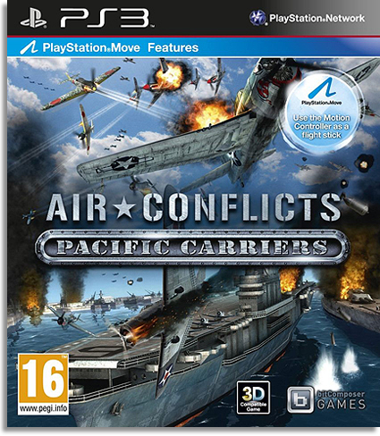 Air Conflicts: Pacific Carriers [FULL] [RUS] [3.41/3.55/4.30+]