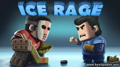 [Android] Ice Rage (1.0.1) [Спорт, Eng]