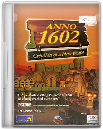 Anno 1602: Creation of a New World (1998) PC | RePack от R.G.OldGames