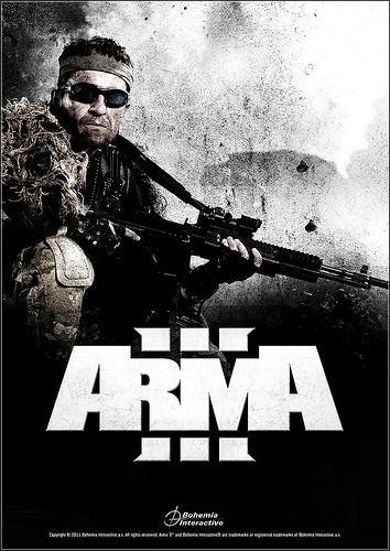ARMA III (Bohemia Interactive) (ENG) [Alpha|Steam-Rip] от R.G. GameWorks