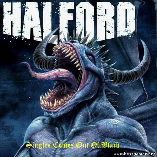 Halford - Singles Comes Out Of Black [2011, mp3, 320 kbps]
