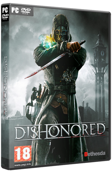 Dishonored: Dunwall City Trials & The Knife of Dunwall v1.3 (Muiti/RUS/ENG) [P] 3xDVD5