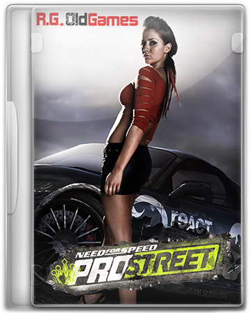 Need for Speed: ProStreet [v.1.1] (2007) PC | RePack от R.G.OldGames