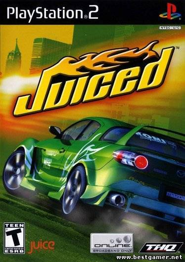 [PS2] Juiced [FullRUS|NTSC]