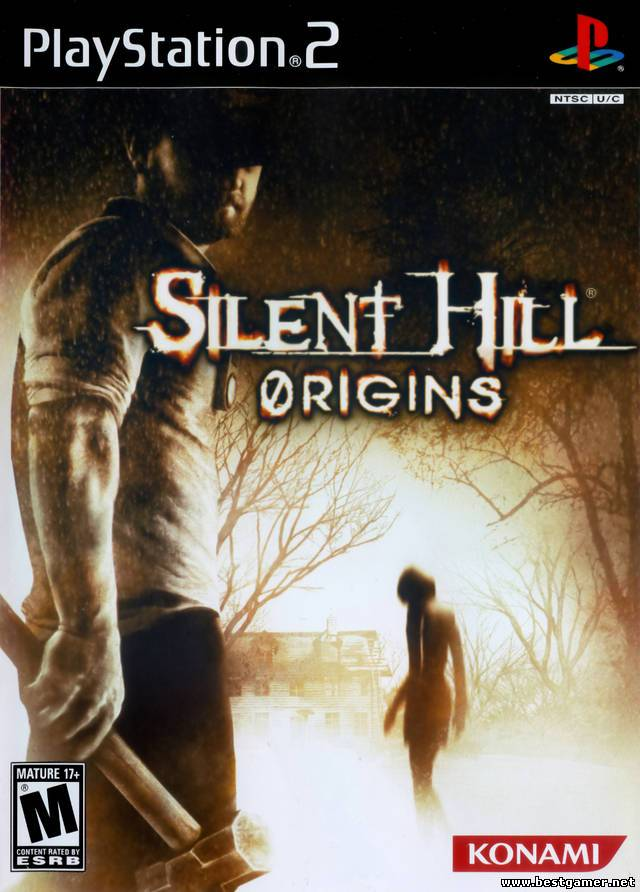 [PS2] Silent Hill Origins [RUS|NTSC][«Exclusive»]